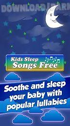 kids sleep songs free