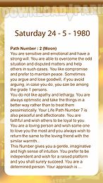 numerology - your personality