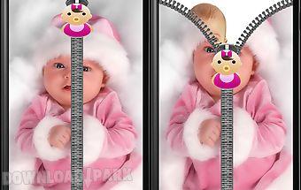 Baby zip lock