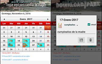 Chile calendario