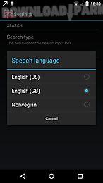 offline english norwegian dict