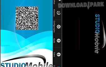 Qr scan studio mobile