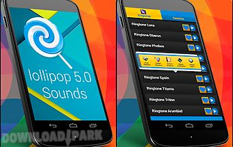Ringtones sound lollipop