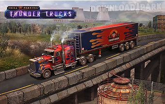 Skill3d parking thunder trucks