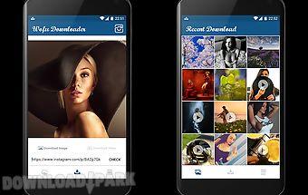 Wofu downloader for instagram