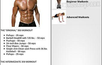 Body 300 workouts