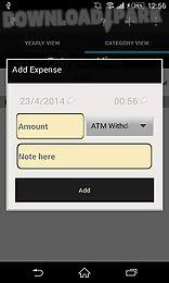 expense manager v1
