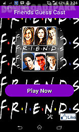 friends guess cast