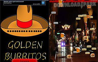Golden burritos thumb smasher