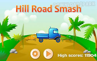 Hill road smash