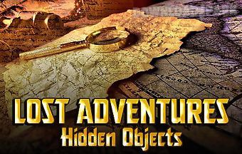 Lost adventures: hidden objects