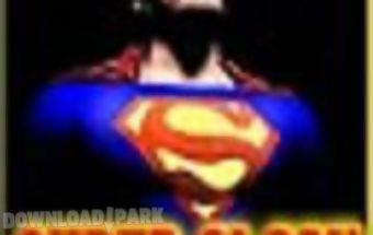 Superman clock live wallpaper fr..