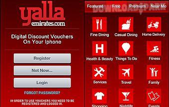 Yalla emirates discount vouchers