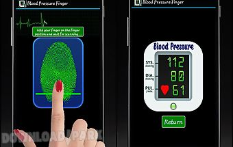 Blood pressure finger bp prank