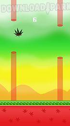 flappy weed - marijuana jumper