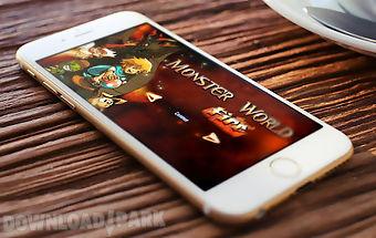 Monster world - fire