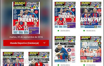 Mundo deportivo ed. impresa