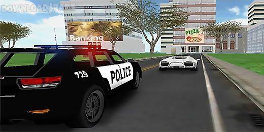 police vs robbers