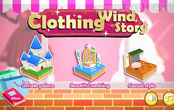 Clothing wind story