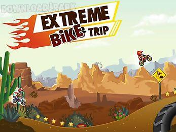 extreme bike trip