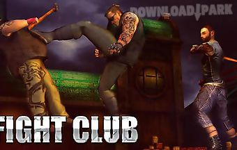 Fight club: fighting games