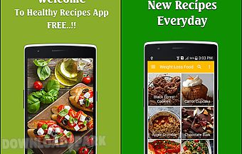 Healthy food recipes free