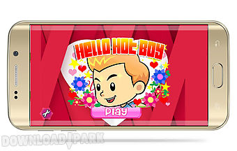 Hello hot boy - adventure of kor..