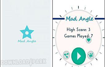 Mad angle