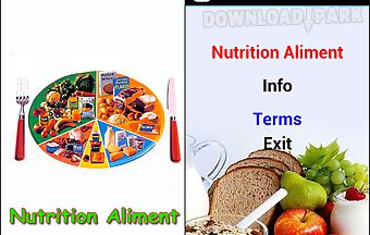 Nutrition aliment