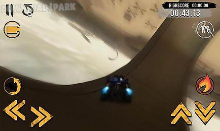 offroad buggy hero trials race