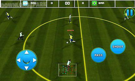 play football kicks pro