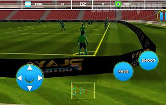 Play football kicks pro