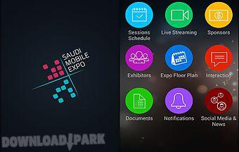 Saudi mobile expo