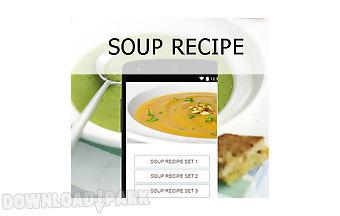 Soup recipes food