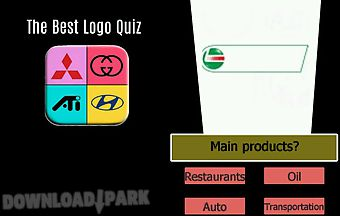 The best logo quiz