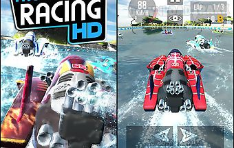 Thumb boat racing hd