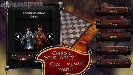 War of chess Android Jogo Baixar grátis em Apk