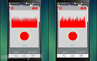 Equalizer & music booster