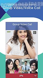 Jiochat: free video call & sms Android App free download in Apk