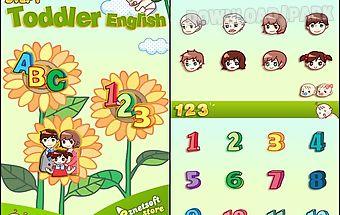 Toddler english setp 1 eznet