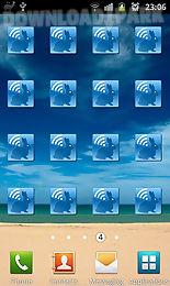 wifi high performance widget