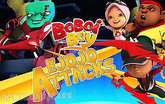 Boboi boy: ejo jo attacks