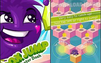 Box jump: monster dash