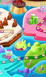 candy blast mania: sea monsters