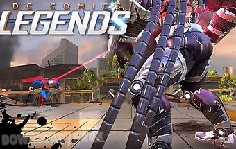 Dc comics: legends