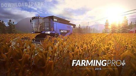 farming pro 2016