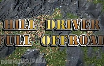 Hill driver: full off road
