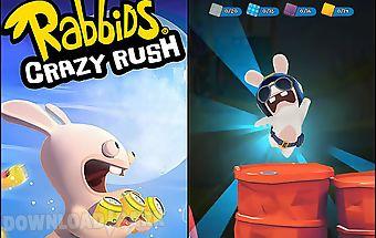 Rabbids: crazy rush