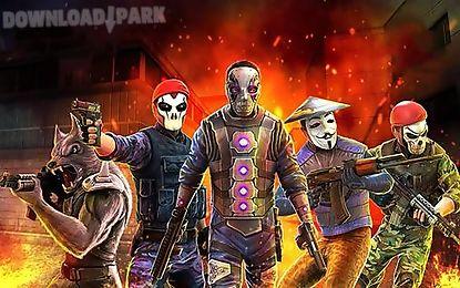 smokehead: fps multiplayer