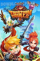 tapstorm trials: idle rpg